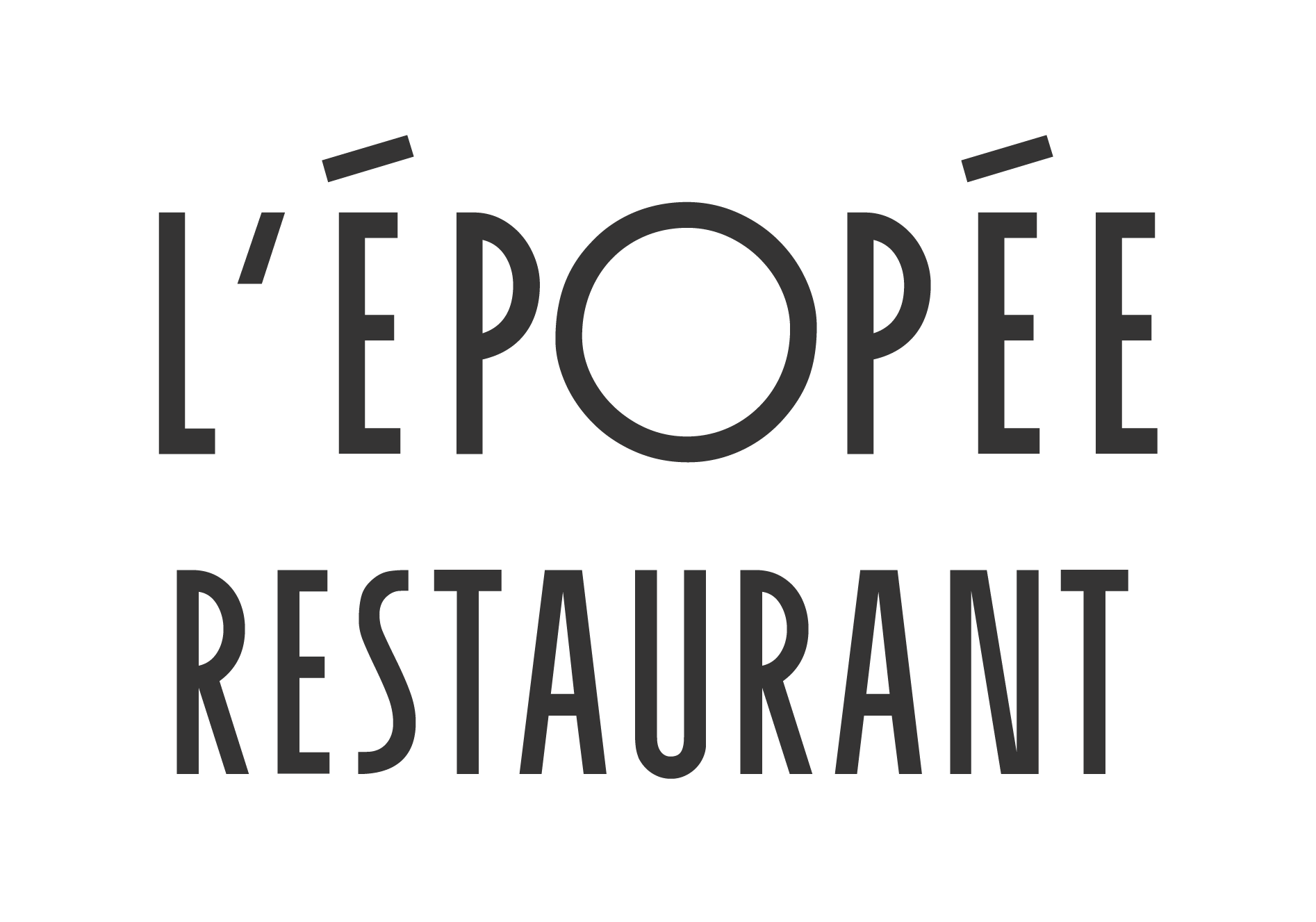 L'Epopée - Restaurant